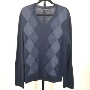 Banana Republic Fine Italian Merino Wool Sweater